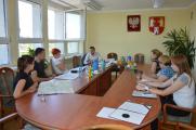 Spotkanie Zespołu ds. koordynacji prac nad stworzeniem spójnej sieci tras rowerowych