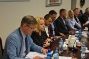 Spotkanie w sprawie PAKS w Starostwie Powiatowym