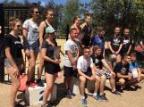 Mistrzostwa Powiatu w Piłce Plażowej i Trio Baskecie