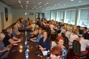 Podsumowanie kursów pielęgniarskich w Starostwie Powiatowym