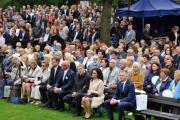 Uroczystości w Leśniowie