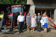 Najlepsze gospodarstwo rolne i zakład przetwórstwa w Powiecie Myszkowskim