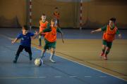 Świąteczny turniej piłki nożnej Żaków