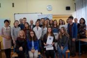 Konkurs języka angielskiego dla uczniów szkół gimnazjalnych