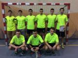 Powiatowy Turniej Piłki Halowej Chłopców Szkół Ponadgimnazjalnych