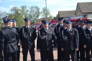 Pielgrzymka rodzin strażackich do Leśniowa