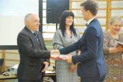 Zakończenie roku szkolnego w ZS w Żarkach