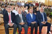 Zakończenie roku szkolnego w ZS nr 1 w Myszkowie