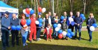 Bieg z okazji 15 lecia przystąpienia Polski do Unii Europejskiej