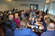 Spotkanie radnych Rady Powiatu i Rady Miasta Myszkowa