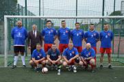 Turniej piłkarski z okazji Święta Policji