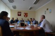 Spotkanie z wójtami i burmistrzami