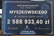 Miliony dla Powiatu Myszkowskiego