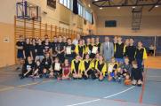 Turniej piłki siatkowej o Puchar Zarządu Powiatu
