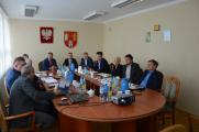 Spotkanie samorządowców z przedstawicielami Grupy Tauron