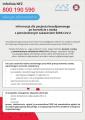KORONAWIRUS informacja dla pacjentów bezobjawowych