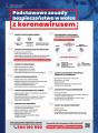 Koronawirus zasady bezpieczeństwa