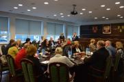 Prace nad Strategią Rozwoju Powiatu Myszkowskiego